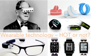 wearable technology - HOT or not? - Article